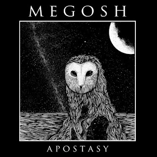 Megosh - Apostasy (2016) - Album Download, Itunes Cover, Official Cover, Album CD Cover Art, Tracklist