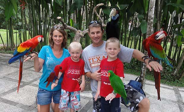 Bali Bird Park, Objek Wisata Edukasi Terbaik Untuk Buah Hati Anda