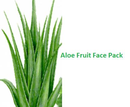 Aloe Fruit Face Pack