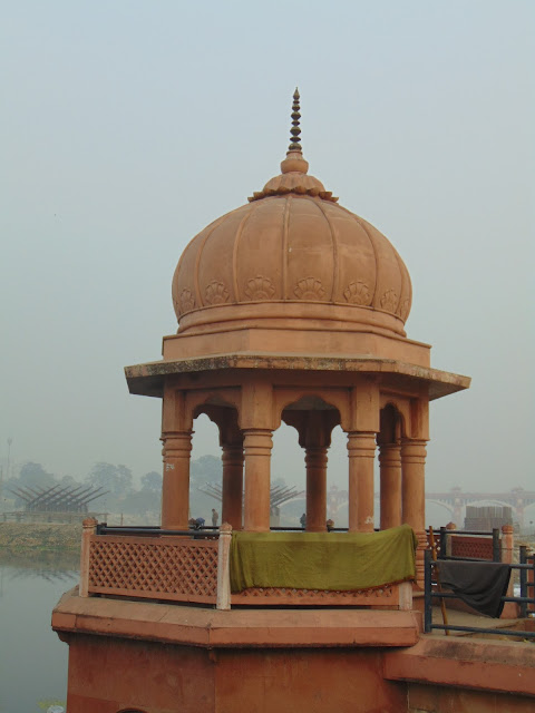 ghats of gomti