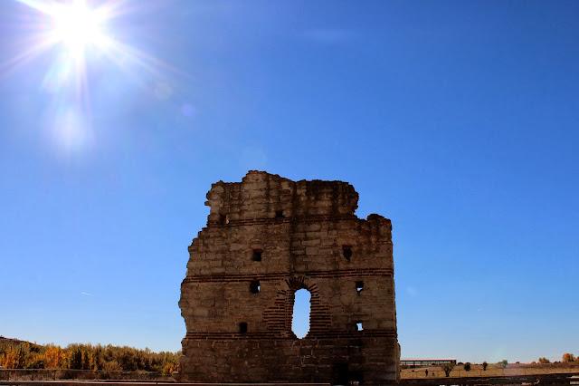 villa materno, yacimiento romano Carranque, ruinas romanas,