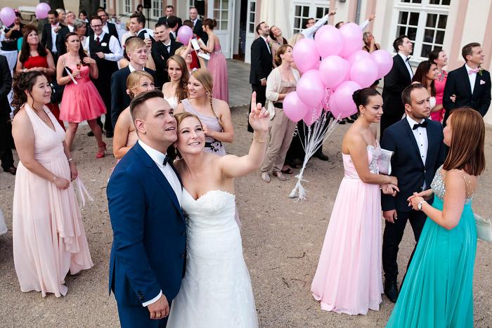 Hochzeit im Kloster Haydau