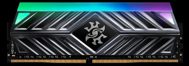 @ADATATechnology XPG Unveils SPECTRIX D41 DDR4 RGB Memory Module
