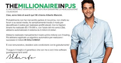 The Millionaire in Pjs recensione - opinioni - consigli