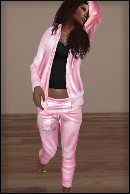 New Release: Diamond Tracksuit!