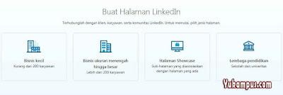Membuat Perusahaan di LinkedIn