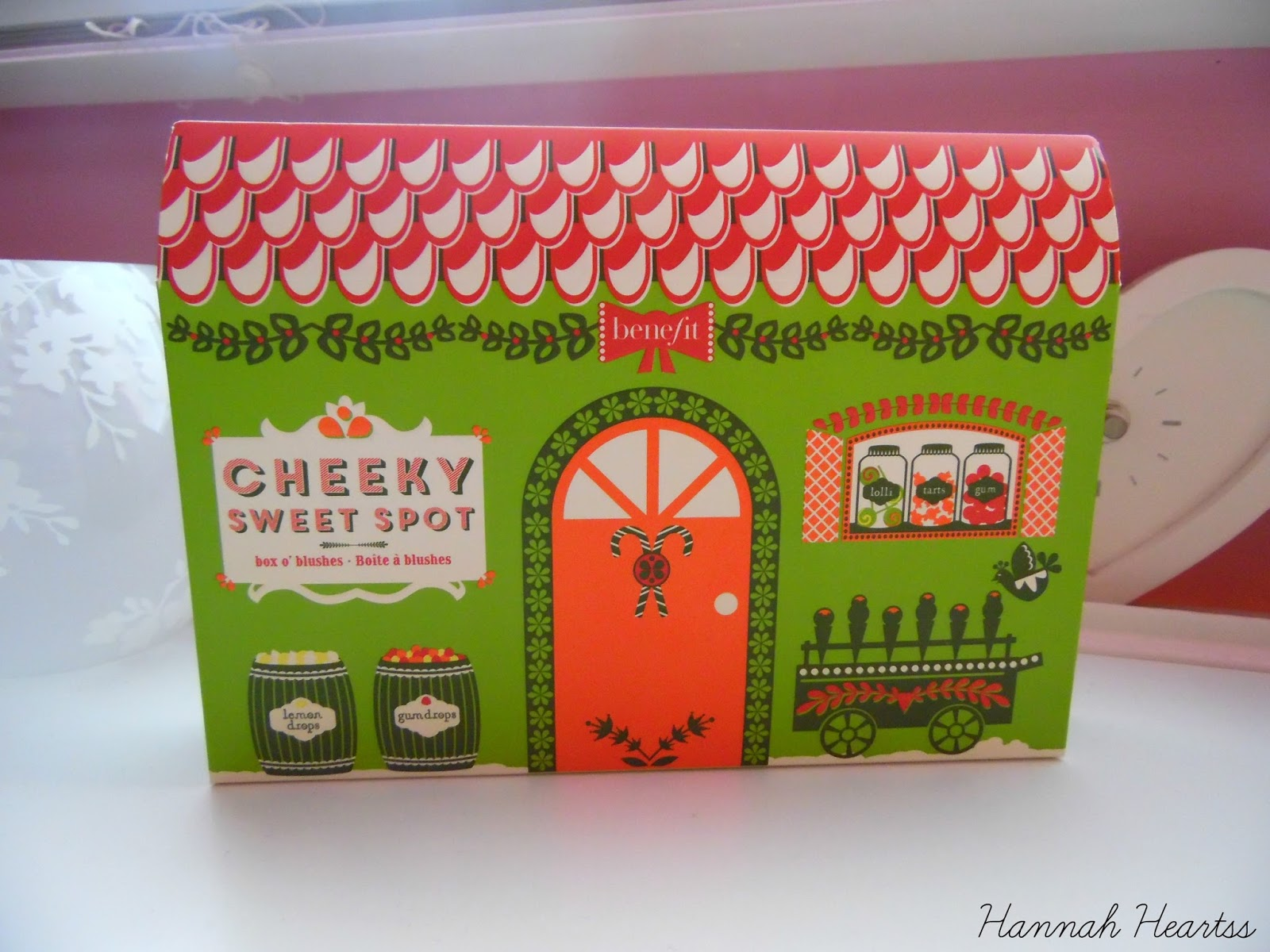 Benefit Cheeky Sweet Spot Gift Set