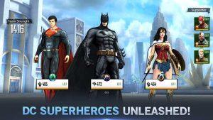DC Unchainde Apk Mod Android Terbaru 2018