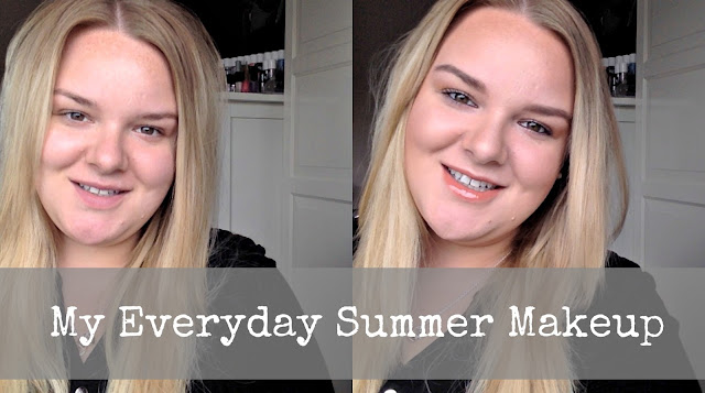 My Everyday Summer Makeup Tutorial Video WhatLauraLoves