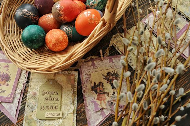 @olgazakharova#eastereggs#easter#scrapbooking#spring#
