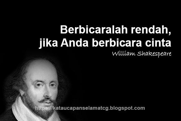 30 Kata Kata Cinta William Shakespeare