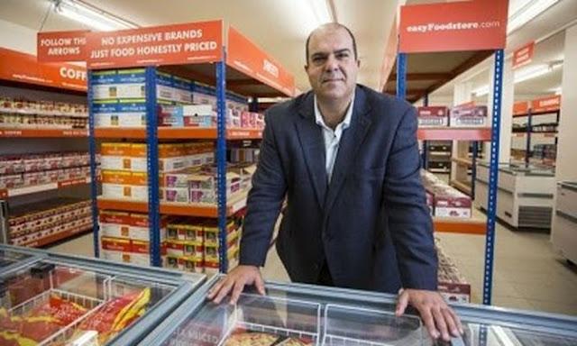 ΣTEΛIOΣ XATZHIΩANNOY: «Ξαναζεσταίνεται» το σχέδιο για το «σούπερ μάρκετ των φτωχών»