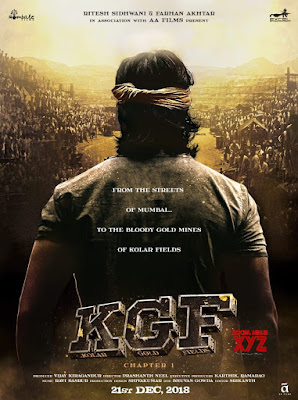 KGF 2018 Full Hindi Dubbed Movie Download in 720p