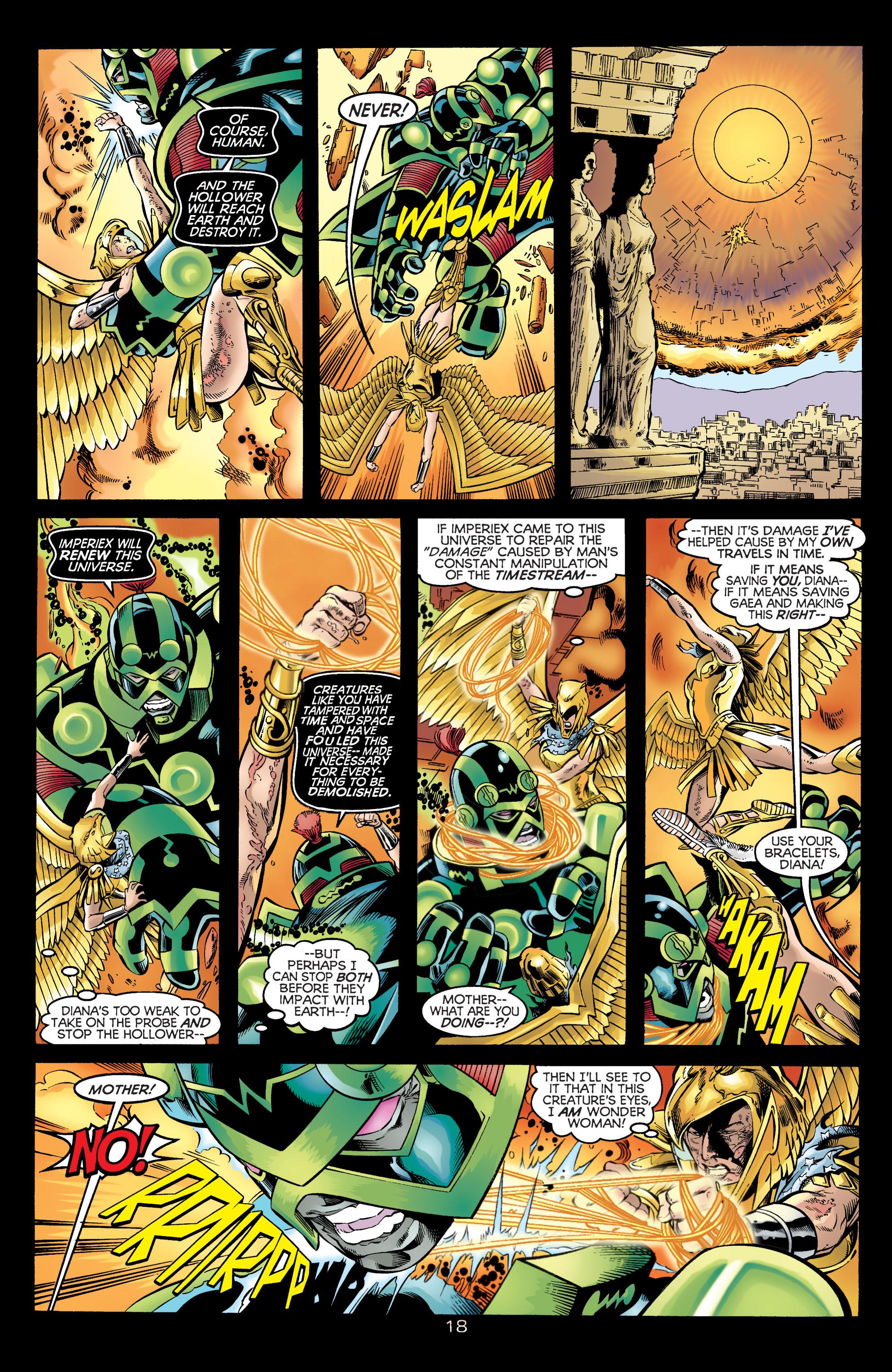 Read online Wonder Woman (1987) comic -  Issue #172 - 18