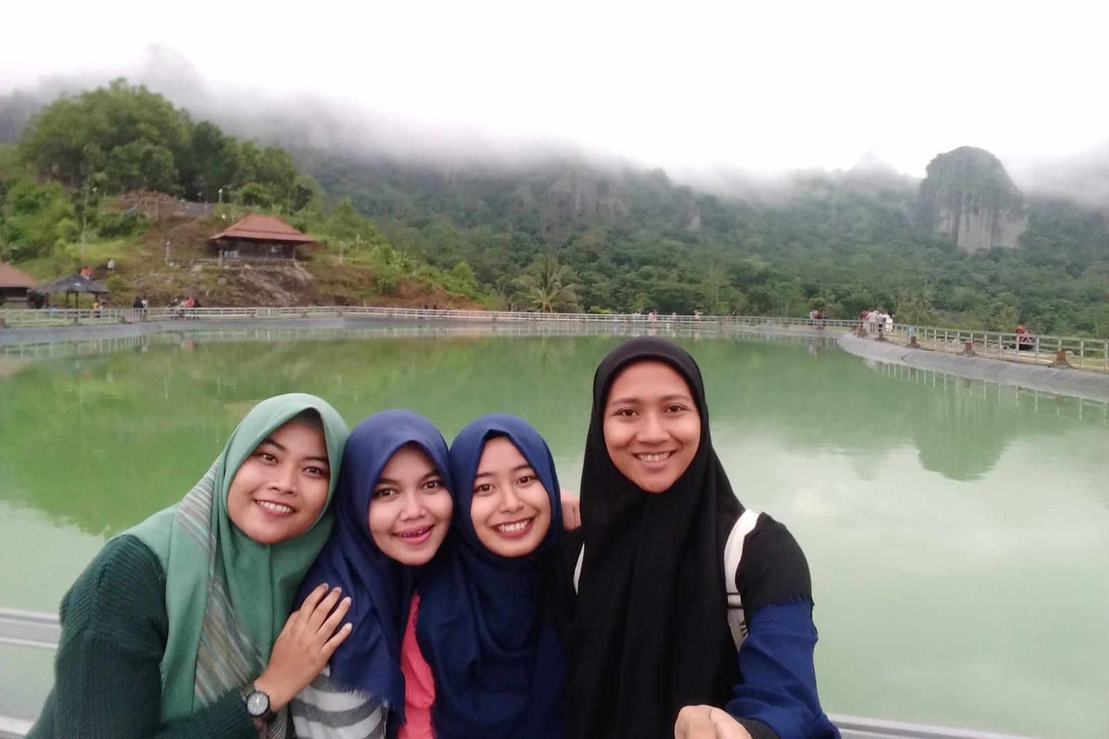 hijab gaul masa kini embung ngelanggeran