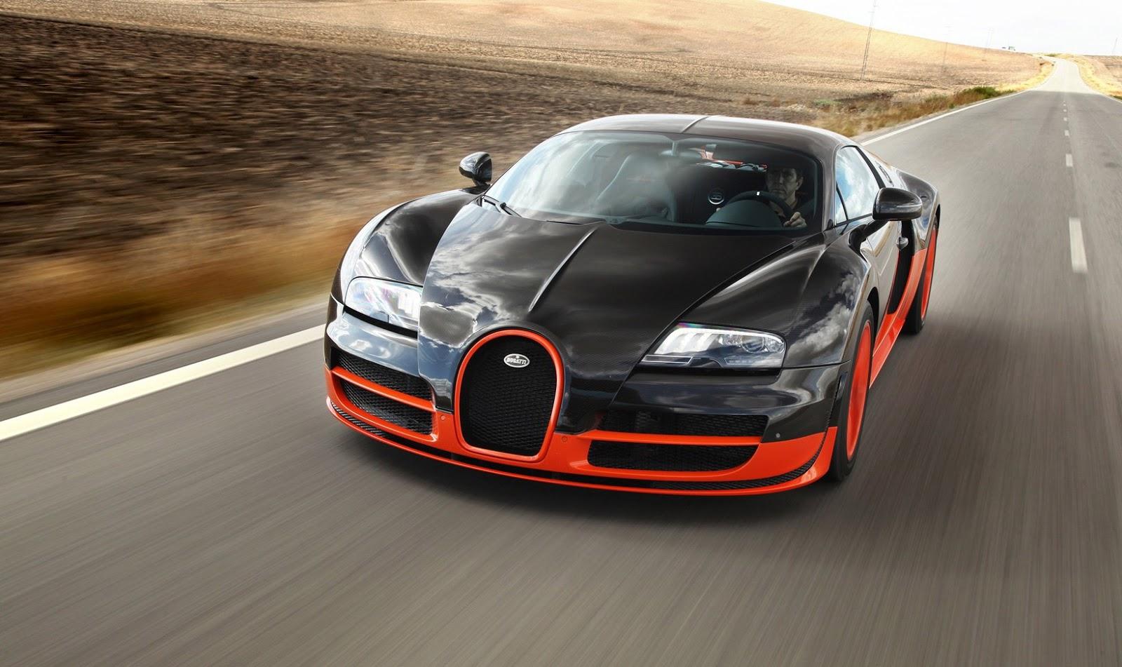 on supercar tercepat di dunia saat ini