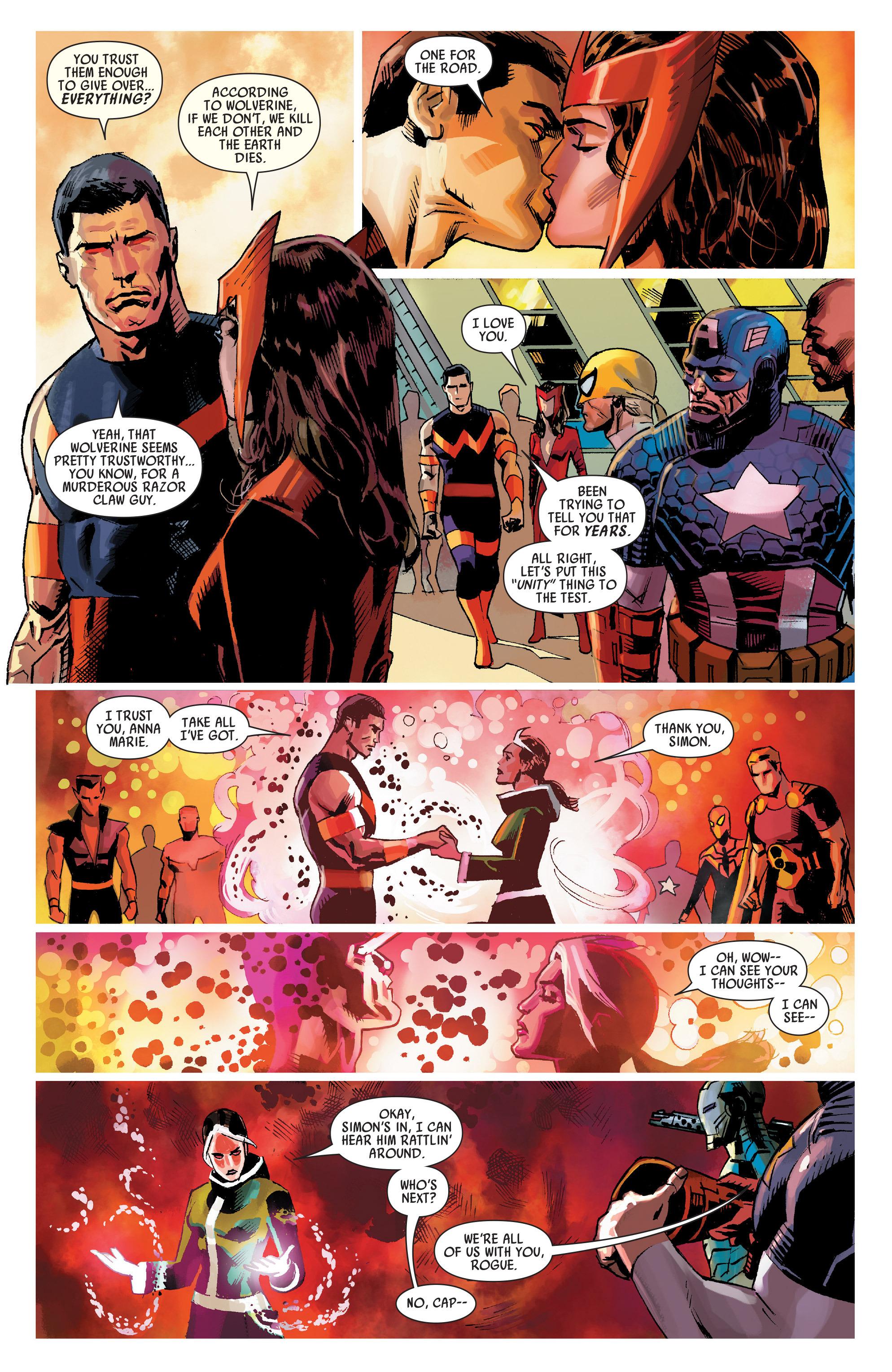 Read online Uncanny Avengers (2012) comic -  Issue #21 - 7