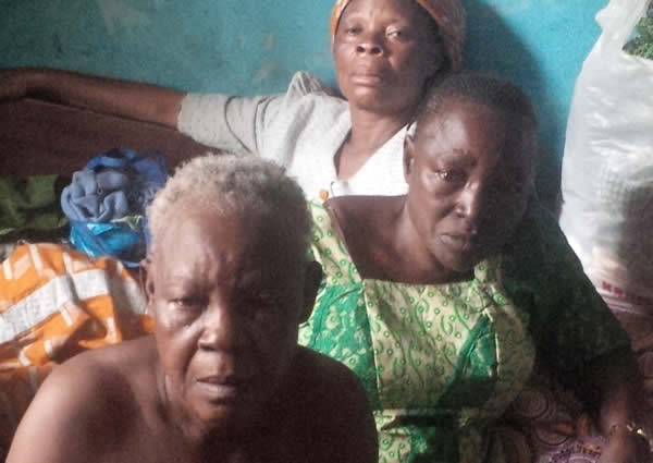 mother of twins killed police ketu