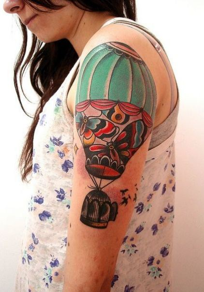 Sleeve Tattoos