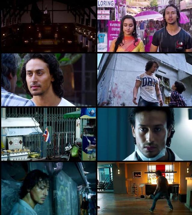 Baaghi 2016 Hindi 720p DVDRip