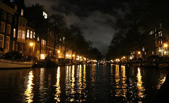 Kanavaristeilyllä Amsterdamissa 12