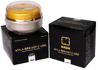 Cream Payudara Ayla Breast Care