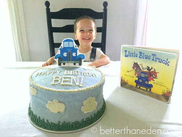 Our Ben Turns Two?!?