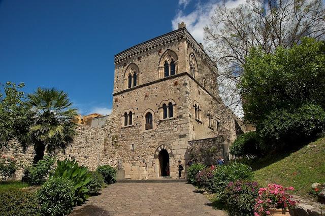 Palazzo Corvaia em Taormina