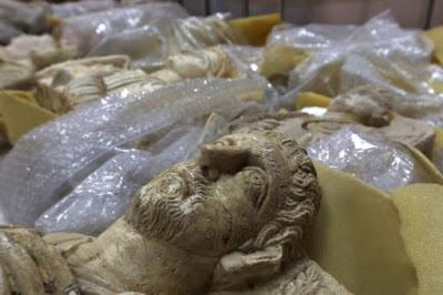 ΗΠΑ: Επιστρέφουν στο Ιράκ 3.800 αρχαιότητες