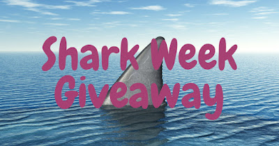 DEEP BLUE is on sale!! Enter my giveaway!! #sharkweek @mccaffreykristy