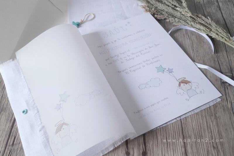 Invitaciones y papelería personalizada diseño de Habitan2 | Los mejores momentos del 2017 by Habitan2