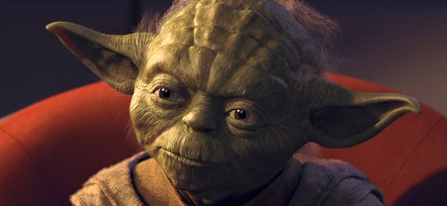Resultado de imagem para star wars master yoda ep 1