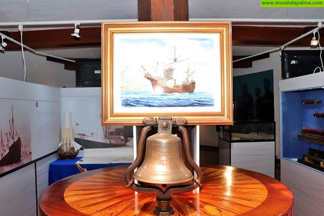 El Barco de La Virgen de Santa Cruz de La Palma es una de las estructuras más singulares de Canarias