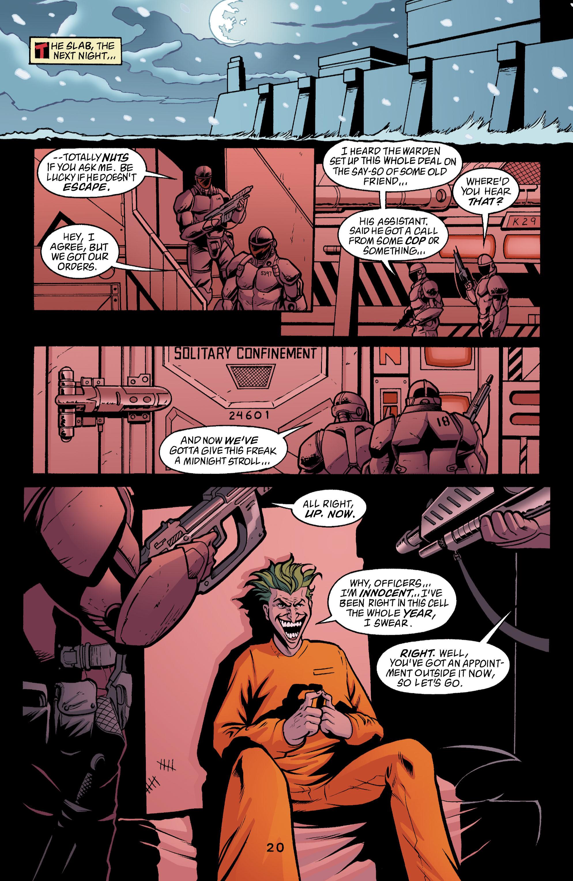 Detective Comics (1937) 780 Page 19