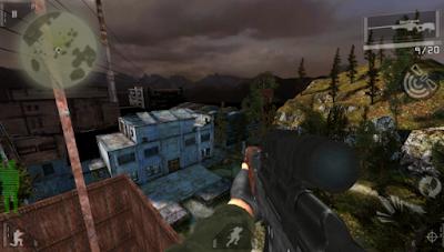 Commando Adventure Shooting Mod Apk