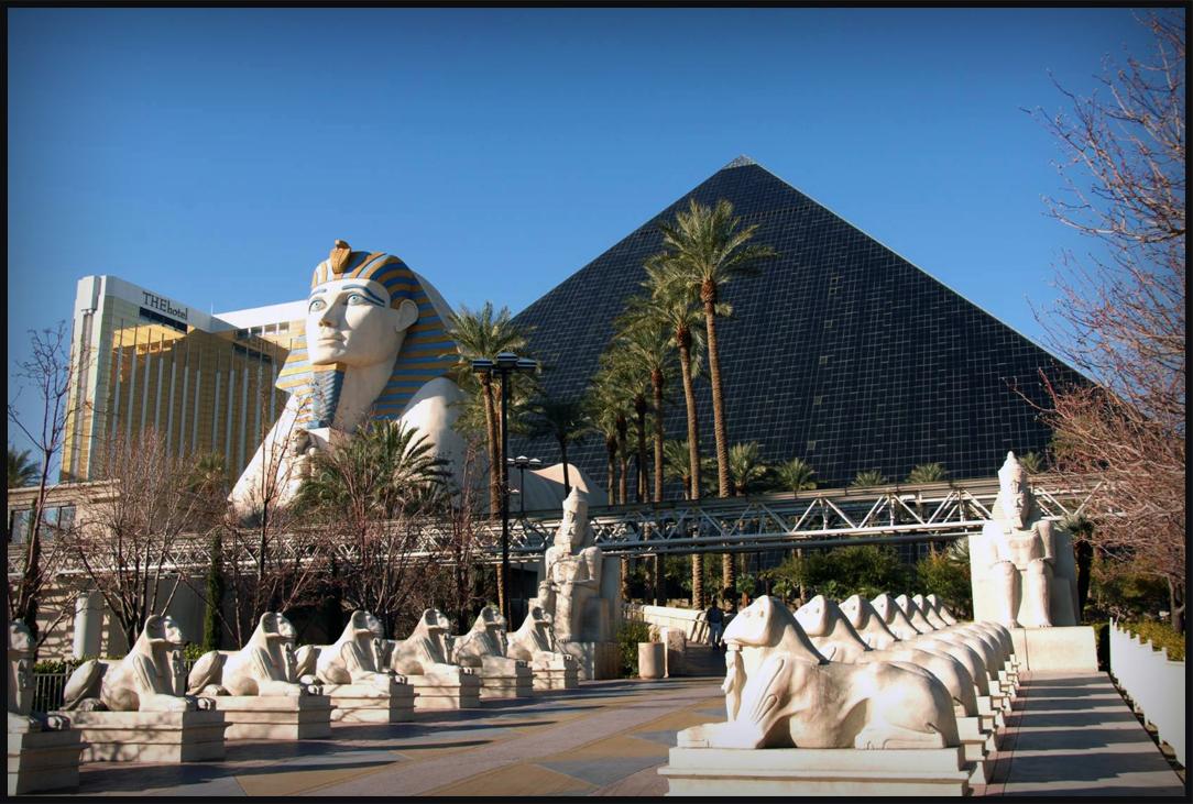 Las Vegas Holiday Luxor Las Vegas First Pyramid Hotel