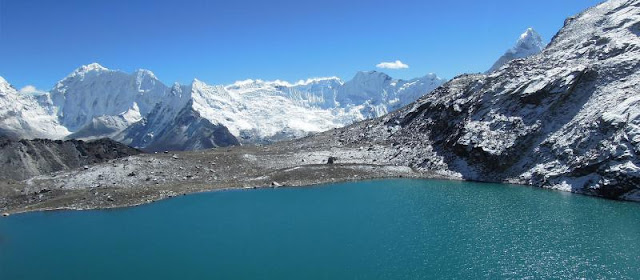 Gokyo Everest Base Camp Trek – circuit trek across Cho La