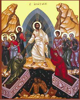 Αποτέλεσμα εικόνας για ἡ ἀνάσταση τοῦ Χριστοῦ