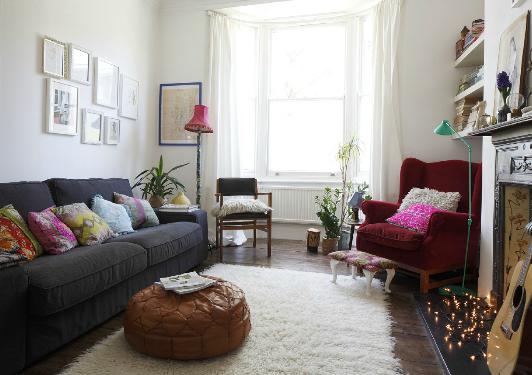 我們看到了。我們是生活@家。: 英國室內設計線上雜誌Heart Home夏季號!