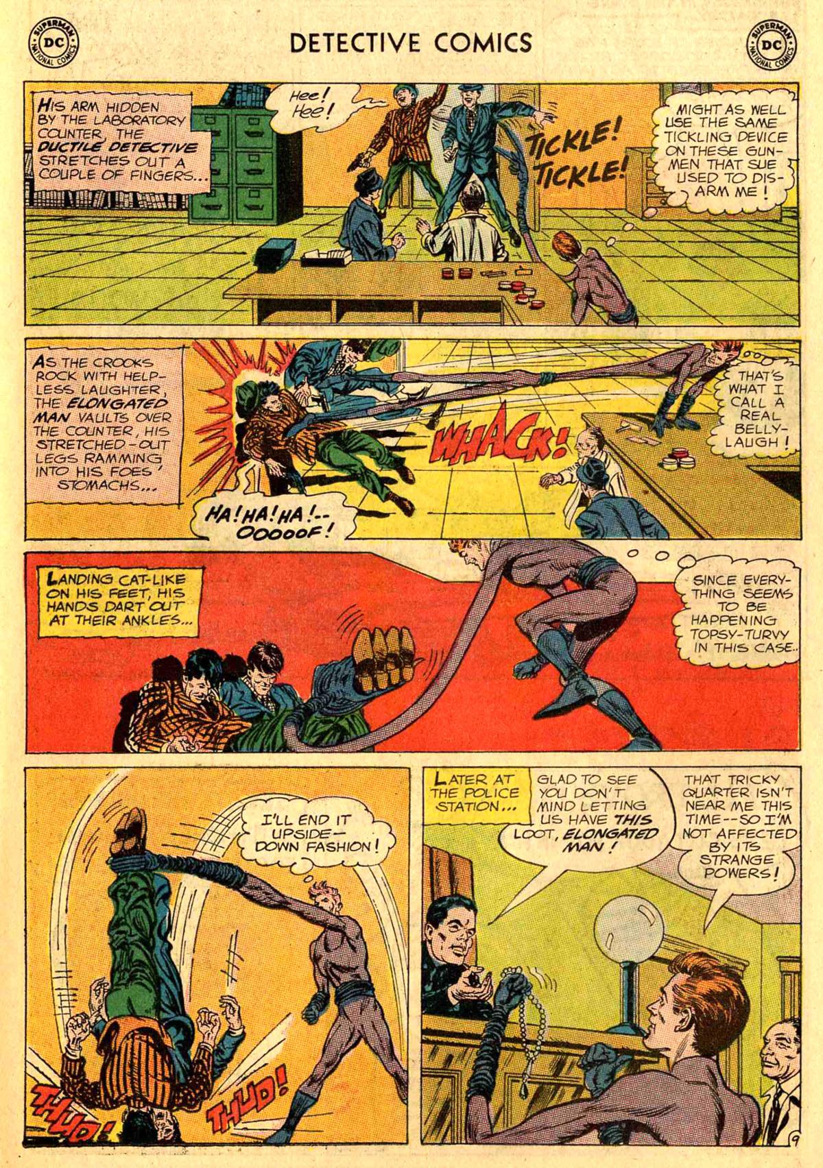 Detective Comics (1937) 345 Page 30