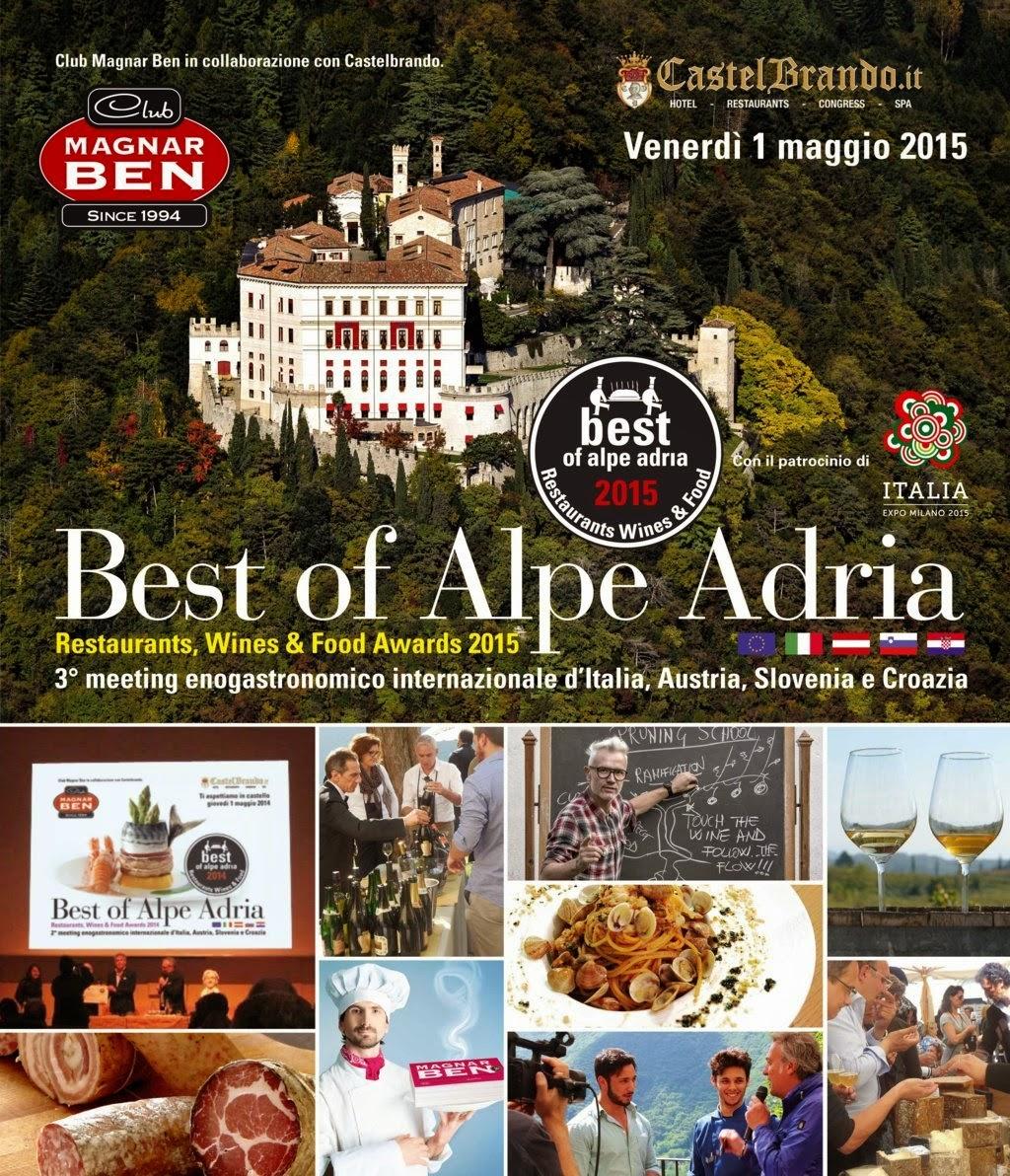 Best of Alpe Adria a Castelbrando Cison di Valmarino (TV)