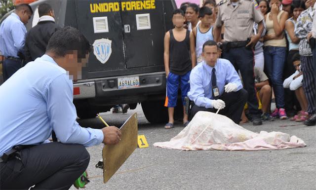 PNB dejaron morir desangrado a un joven de 19 años