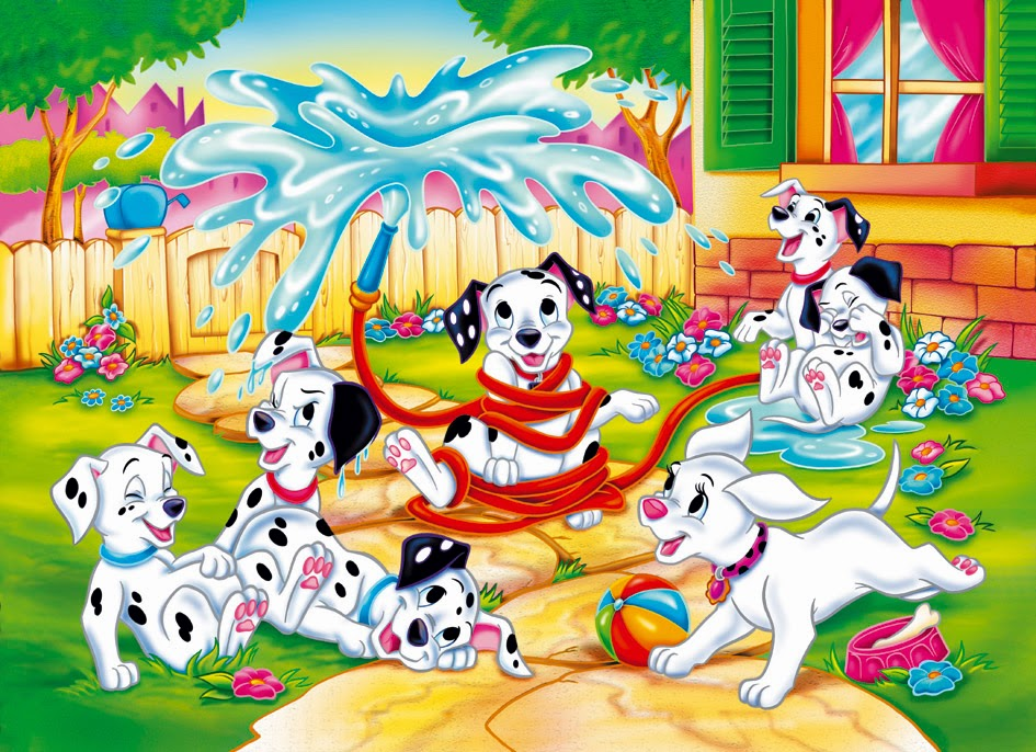 Beautiful Disney Cartoon 101 Dalmatians Wallpapers Free ...