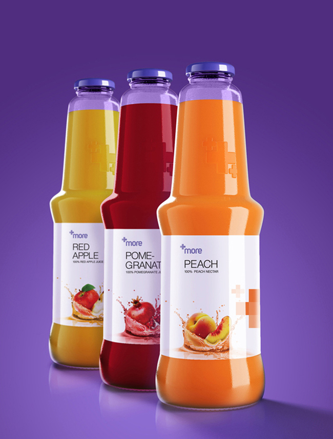 MORE Fruit Juice on Packaging of the World - Creative ...
