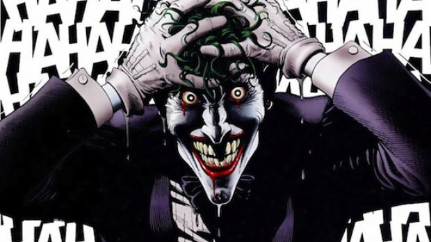 DC animated Killing Joke Alan Moore film adaptation