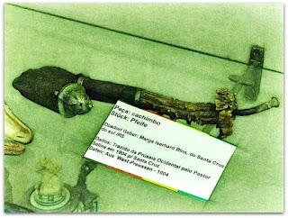 Cachimbo da Prússia Ocidental no Museu Histórico de São Leopoldo