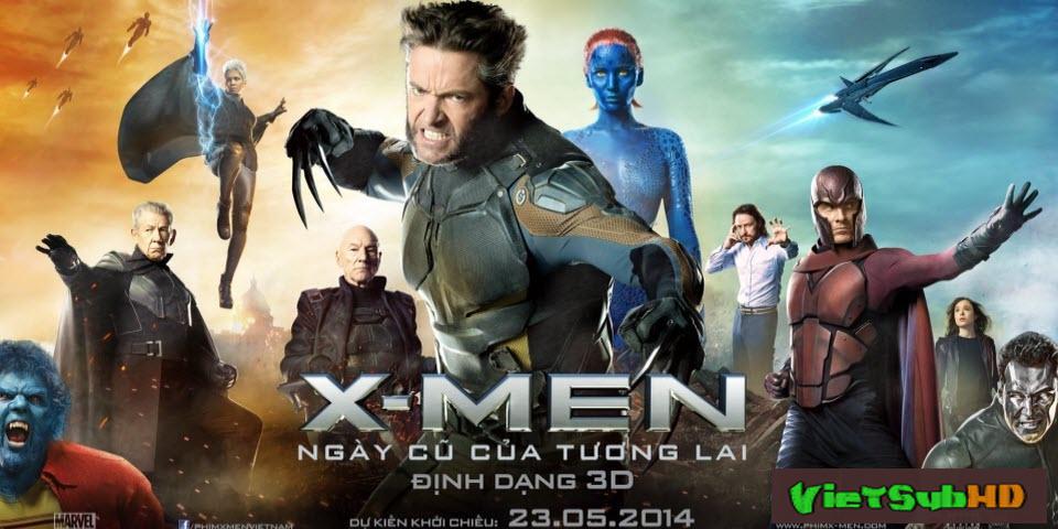 Phim X Men: Ngày Cũ Của Tương Lai VietSub HD   X Men: Days Of Future Past 2014
