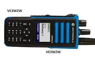 Motorola XPR7550IS VE3WZW