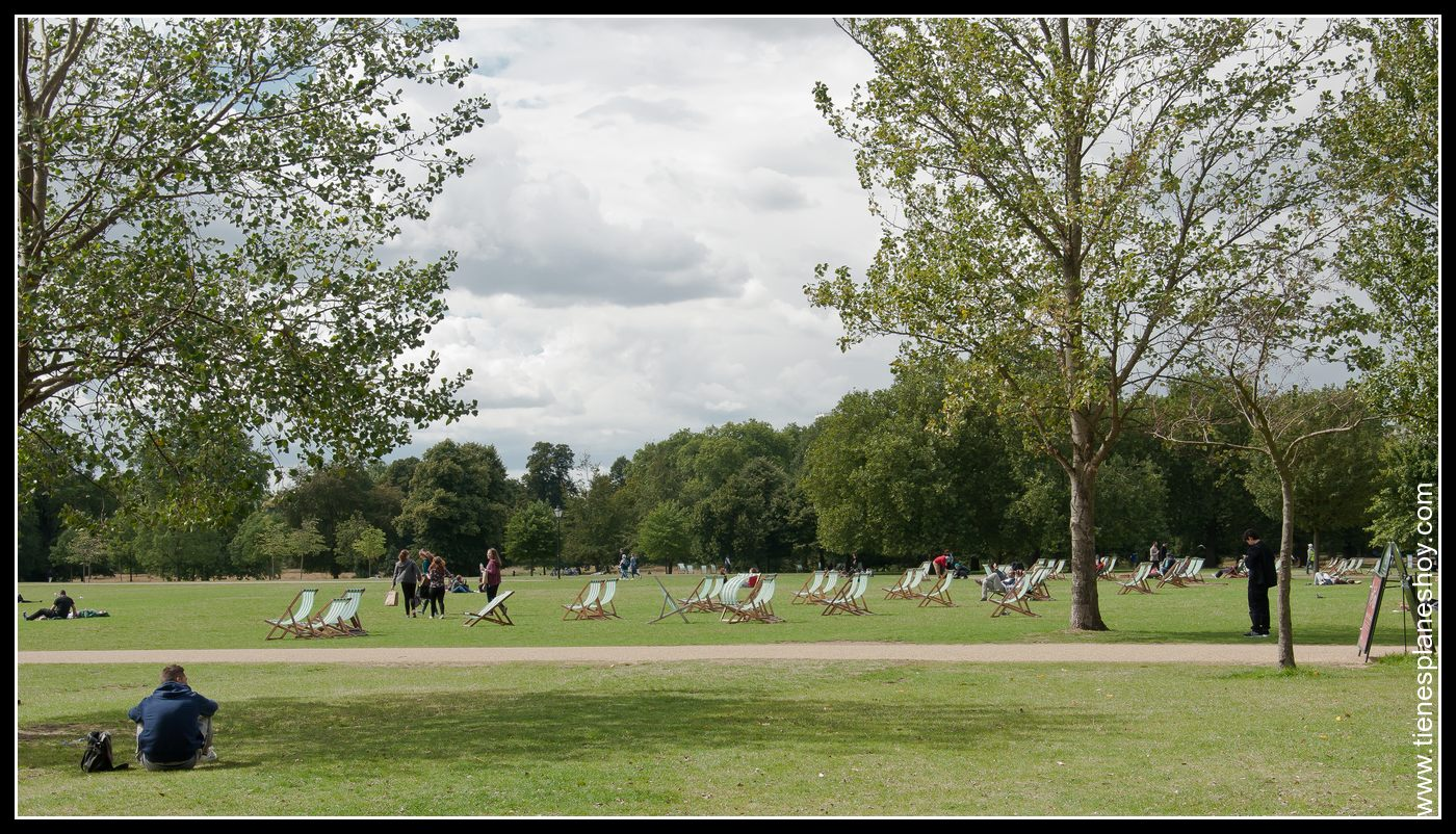 Hyde Park Londres (London) Inglaterra