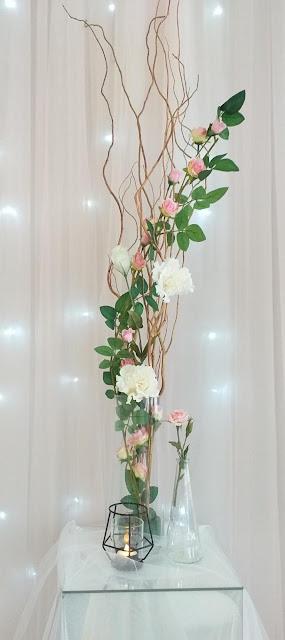 Флористические украшения для оформления интерьера
